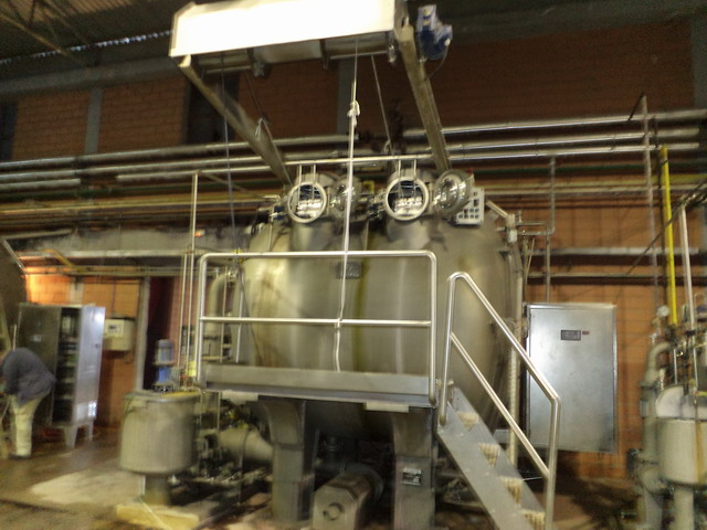 Dyeing machine Sclavos
