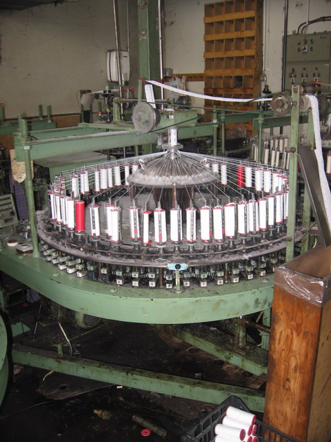 Lace Braiding unit