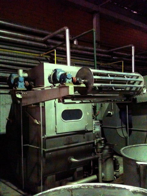 Dyeing machine Atyc
