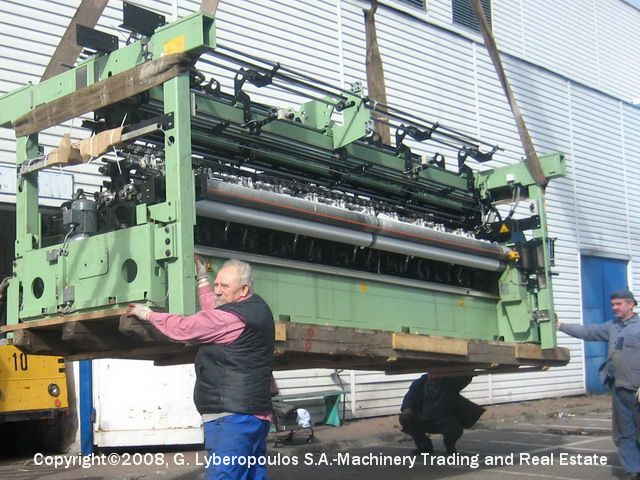 You are browsing images from the file: Loading of Liba tricot machine