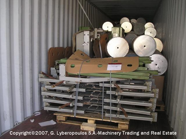 You are browsing images from the file: Loading of Schlafhorst OE frames