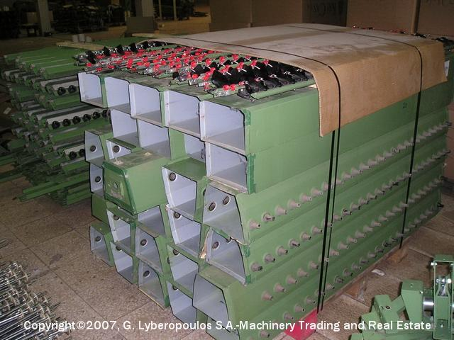 You are browsing images from the file: Loading of Suessen ring spinning frames